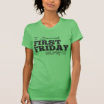 I Survived First Friday - West Bottoms Kansas City Shirts
