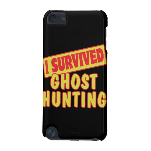 I SURVIVED GHOST HUNTING iPod TOUCH 5G COVERS