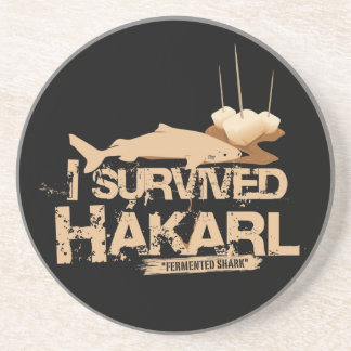 I Survived Hákarl Coaster