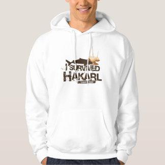 I survived Hákarl Hoodie