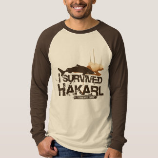 I survived Hákarl Shirt