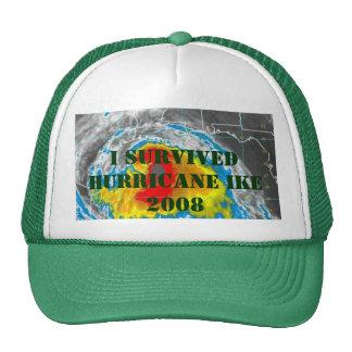 I SURVIVED HURRICANE IKE 2008 HAT