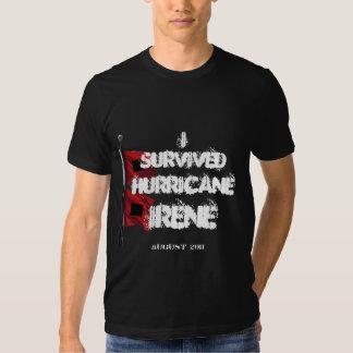 I Survived Hurricane Irene 2011 Tshirt