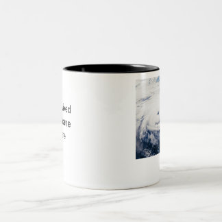 I Survived Hurricane Irene Coffee Mug
