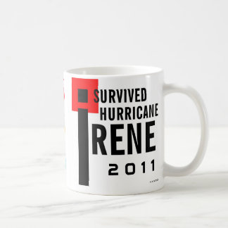 I Survived Hurricane Irene Mug