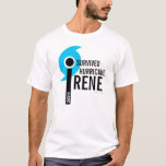 I Survived Hurricane Irene T-Shirt 1