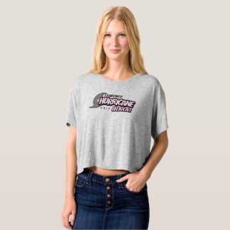 I Survived Hurricane Irma Womens T-Shirt