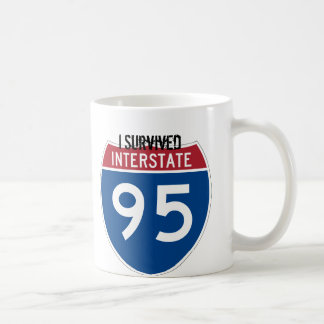 I Survived I-95 CommuterTrooper Coffee Mug