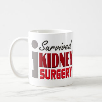 I Survived Kidney Surgery Mug