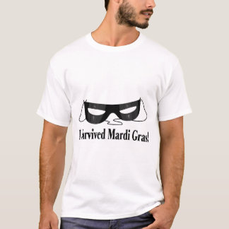 I Survived Mardi Gras T-Shirt