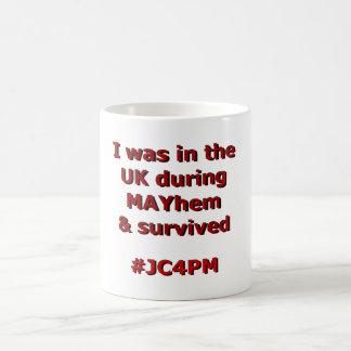 I survived MAYhem Coffee Mug