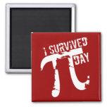 I Survived Pi Day - Funny Pi Day