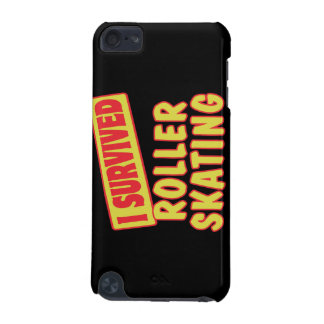I SURVIVED ROLLER SKATING iPod TOUCH (5TH GENERATION) CASE