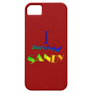 I survived Sandy 2 iPhone 5 Cover