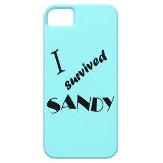 I survived Sandy 5 iPhone 5 Covers