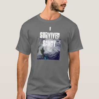 I Survived Sandy Men's T T-Shirt