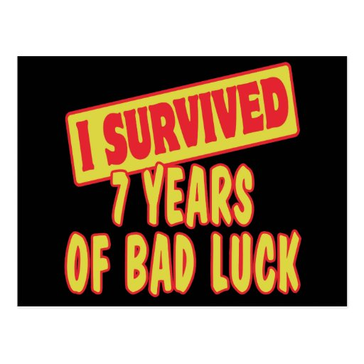 how to avoid seven years of bad luck
