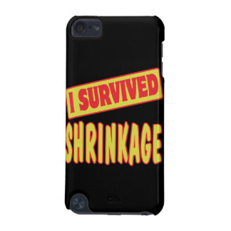 I SURVIVED SHRINKAGE iPod TOUCH (5TH GENERATION) CASE