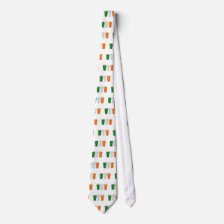I Survived St Pattys Day in Louisville Tie