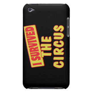 I SURVIVED THE CIRCUS BARELY THERE iPod COVERS