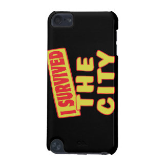 I SURVIVED THE CITY iPod TOUCH 5G COVER