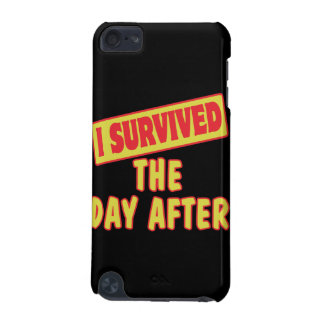 I SURVIVED THE DAY AFTER iPod TOUCH (5TH GENERATION) COVERS