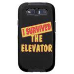 I SURVIVED THE ELEVATOR