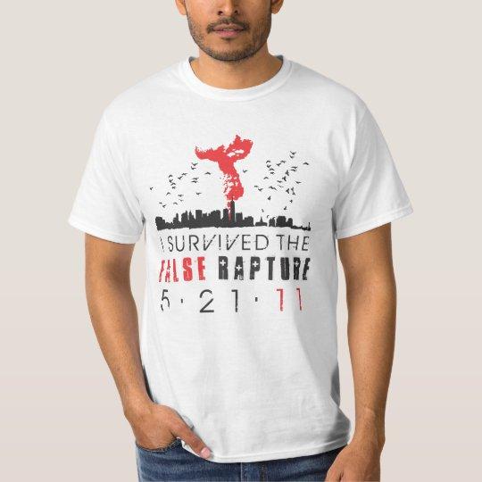 I Survived The False Rapture T-Shirt