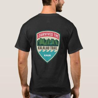 """""""I Survived the Kalalau Trail"""" Men's T-Shirt"""