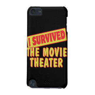 I SURVIVED THE MOVIE THEATER iPod TOUCH 5G CASE