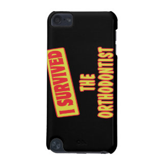 I SURVIVED THE ORTHODONTIST iPod TOUCH (5TH GENERATION) CASES