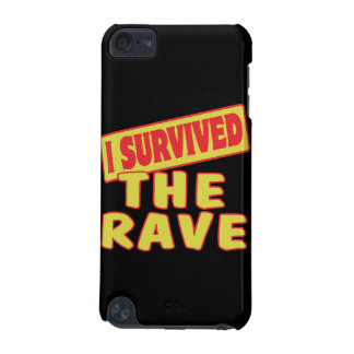 I SURVIVED THE RAVE iPod TOUCH 5G CASES