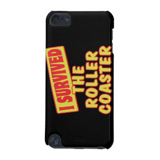 I SURVIVED THE ROLLER COASTER iPod TOUCH (5TH GENERATION) CASES