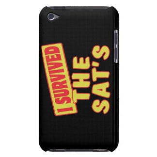 I SURVIVED THE SATS Case-Mate iPod TOUCH CASE
