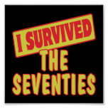 I SURVIVED THE SEVENTIES