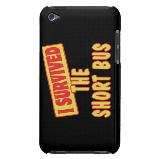 I SURVIVED THE SHORT BUS Case-Mate iPod TOUCH CASE