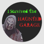 I Survived The ... Sticker