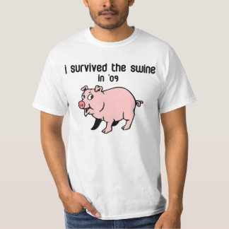 I Survived The Swine T-Shirt