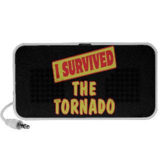 I SURVIVED THE TORNADO iPhone SPEAKER
