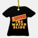 I SURVIVED THE WATER SLIDE