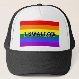 I Swallow Trucker Hat