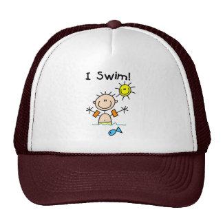 I Swim Hat