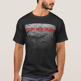 I swim with sharks T-Shirt