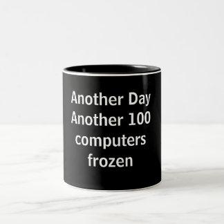 I.T. Department Mug