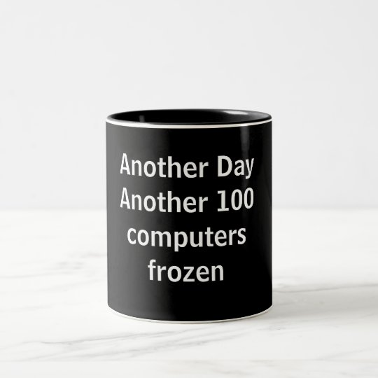 I.T. Department Mug