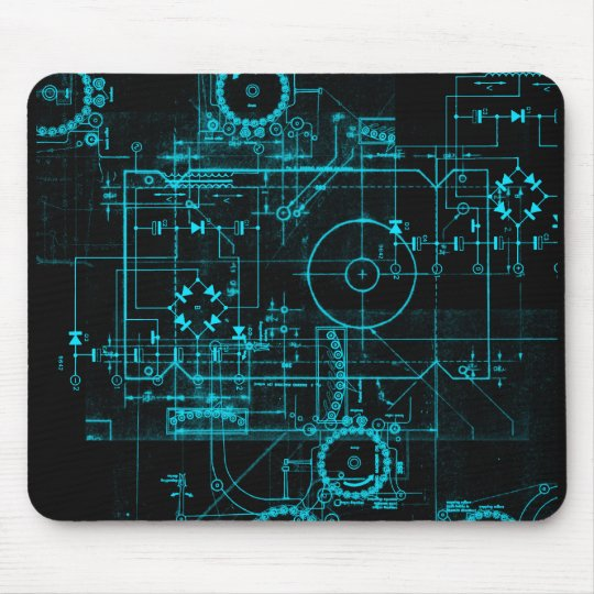 I.T Support Mousemat