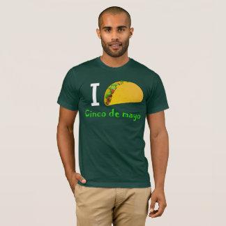 I Taco Cinco de Mayo T-Shirt