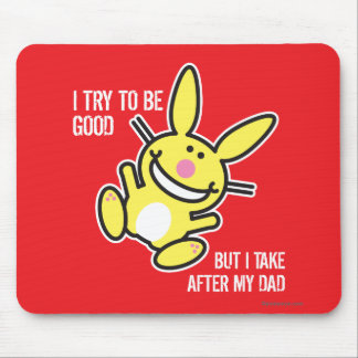 I Take After My Dad Mouse Mat