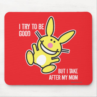 I Take After My Mom Mouse Mat