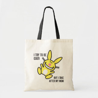 I Take After My Mom Tote Bag